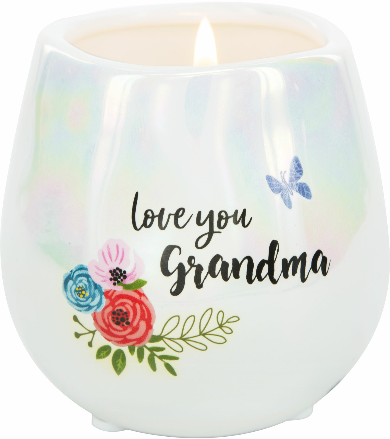 Grandma by Bunches of Love - Grandma - 8 oz - 100% Soy Wax Candle Scent: Serenity