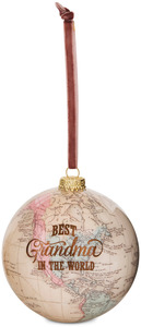 Grandma by Global Love - 100 mm Ornament