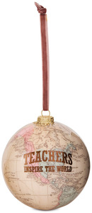 Teacher by Global Love - 100 mm Ornament