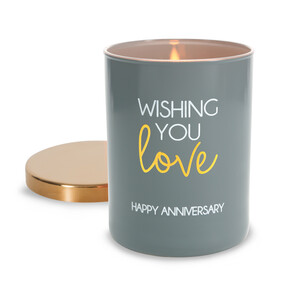 Love by Happy Occasions - 7oz 100% Soy Wax Candle Scent: Citron de Vigne