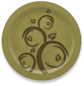 "Be Thankful by Shared Blessings - Salad Plate (Set of 2) 8.5""D"