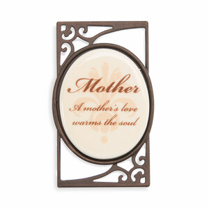 "Mother  (Set of 6) by Simply Stated - 1.5"" Wx2.5""H Magnet w/Scroll"