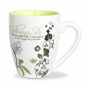 Shining Star by Mark My Words - 20oz Mug