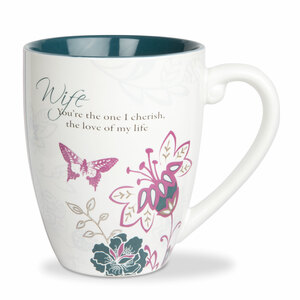 Wife by Mark My Words - 20 oz Cup