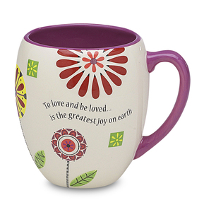 Love by Groovy Garden - 18oz Mug