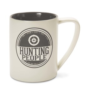Hunting People by We People - 18 oz Mug