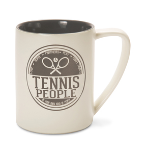 Tennis People by We People - 18 oz Mug