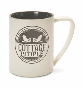 Cottage People by We People - 18 oz Mug