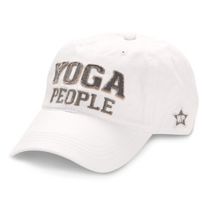 Yoga People by We People - White Adjustable Hat