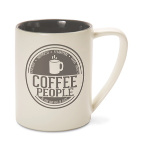 Coffee People by We People - 18 oz Mug