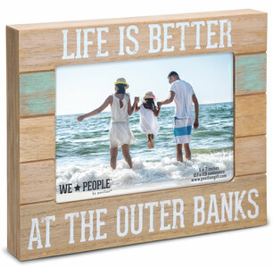 "OBX People by We People - 9"" x 7.25"" Frame (Holds 5"" x 7"" photo)"