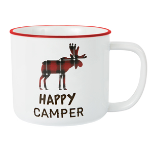 Happy Camper  by We People - 17 oz Mug
