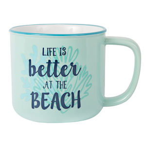 Life is Better  by We People - 17 oz Mug