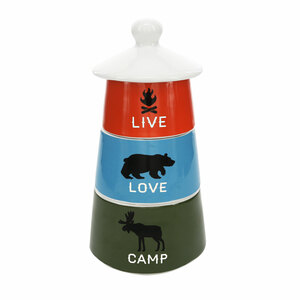 Camp by We People - Stackable 100% Soy-Filled Candles (Set of 3)