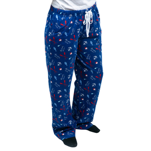 Lake Life by We People - XS Navy Unisex Lounge Pants