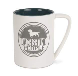 Dachshund People by We Pets - 18 oz Mug