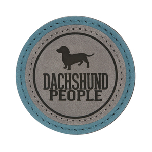 "Dachshund People by We Pets - 2.5"" Magnet"