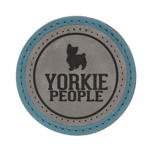 "Yorkie People by We Pets - 2.5"" Magnet"