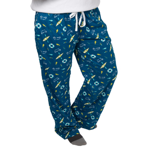 River Life by We People - XS Teal Unisex Lounge Pants