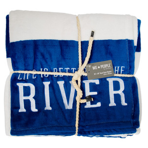 "River by We People -  50"" x 60"" Royal Plush Blanket"