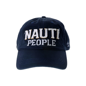 Nauti People by We People - Blue Adjustable Hat