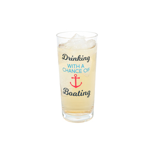 Drinking & Boating by We People - 11 oz Tritan Highball Glass