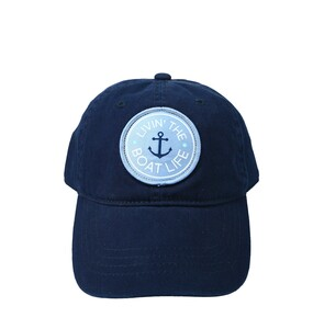 Boat Life by We People - Navy Adjustable Hat