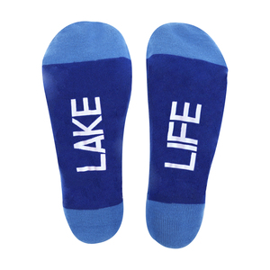 Lake Life by We People - S/M Unisex Socks