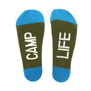 Camp Life by We People - S/M Unisex Socks