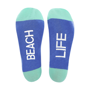 Beach Life by We People - S/M Unisex Socks