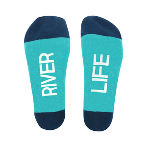 River Life by We People - S/M Unisex Socks