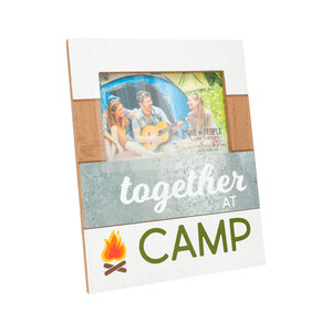"Camp by We People - 7.75"" x 10"" Frame (Holds 4"" x 6"" Photo)"