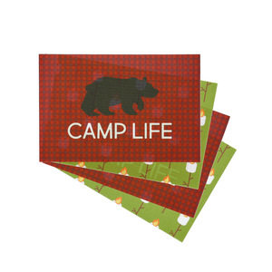 "Camp by We People - Placemat Gift Set (4 - 17.75"" x 11.75"")"