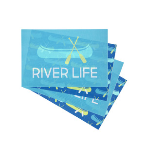 "River by We People - Placemat Gift Set (4 - 17.75"" x 11.75"")"