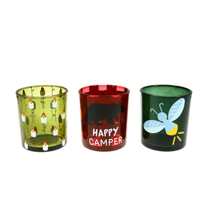 Camp by We People -  3 Assorted Votive Holders