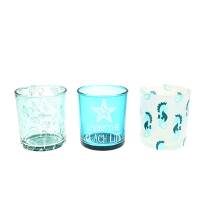 Beach by We People -  3 Assorted Votive Holders