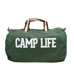 "Camp Life by We People - 21.5"" x 13"" Canvas Duffle Bag"