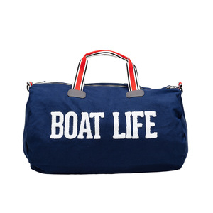 "Boat Life by We People - 21.5"" x 13"" Canvas Duffle Bag"
