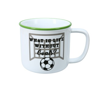 Goals by We People - 17 oz Mug