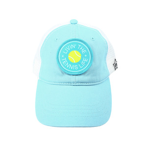 Tennis Life by We People - Light Slate Adjustable Mesh Hat
