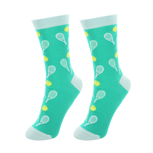 Tennis Life by We People - S/M Unisex Socks