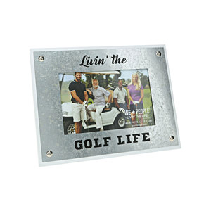 "Golf Life by We People - 8.5"" x 6.5"" Frame (Holds 4"" x 6"" Photo)"