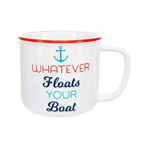 Floats Your Boat by We People - 17 oz Mug