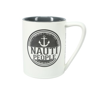 Nauti People by We People - 18 oz Mug