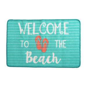 "Beach by We People - 27.5"" x 17.75"" Floor Mat"