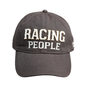 Racing by We People - Dark Gray Adjustable Hat