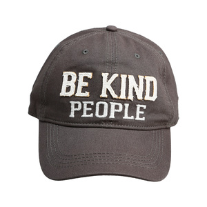 Be Kind by We People - Dark Gray Adjustable Hat