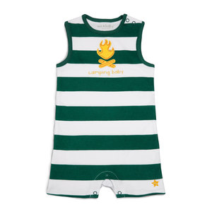 Camping Baby by We Baby - 6-12 Month Boy Romper