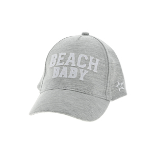 Beach by We Baby - Adjustable Toddler Hat (1-3 Years)