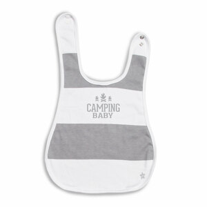 Camping Baby by We Baby - Reversible Bib (6M - 3 Years)